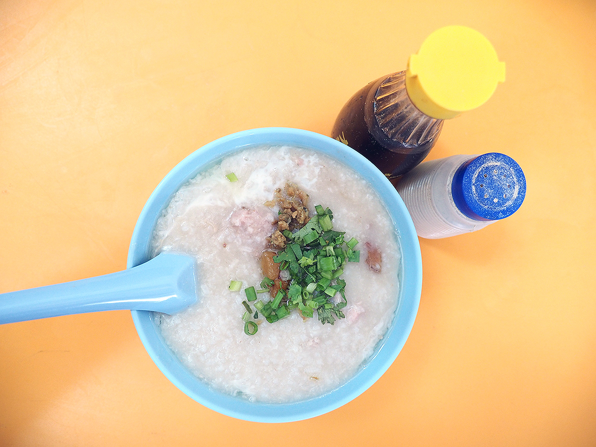Soon Lee Pork Porridge
