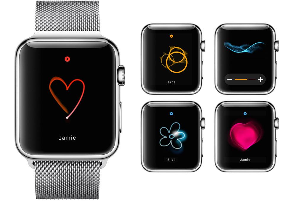 Apple Watch Messaging