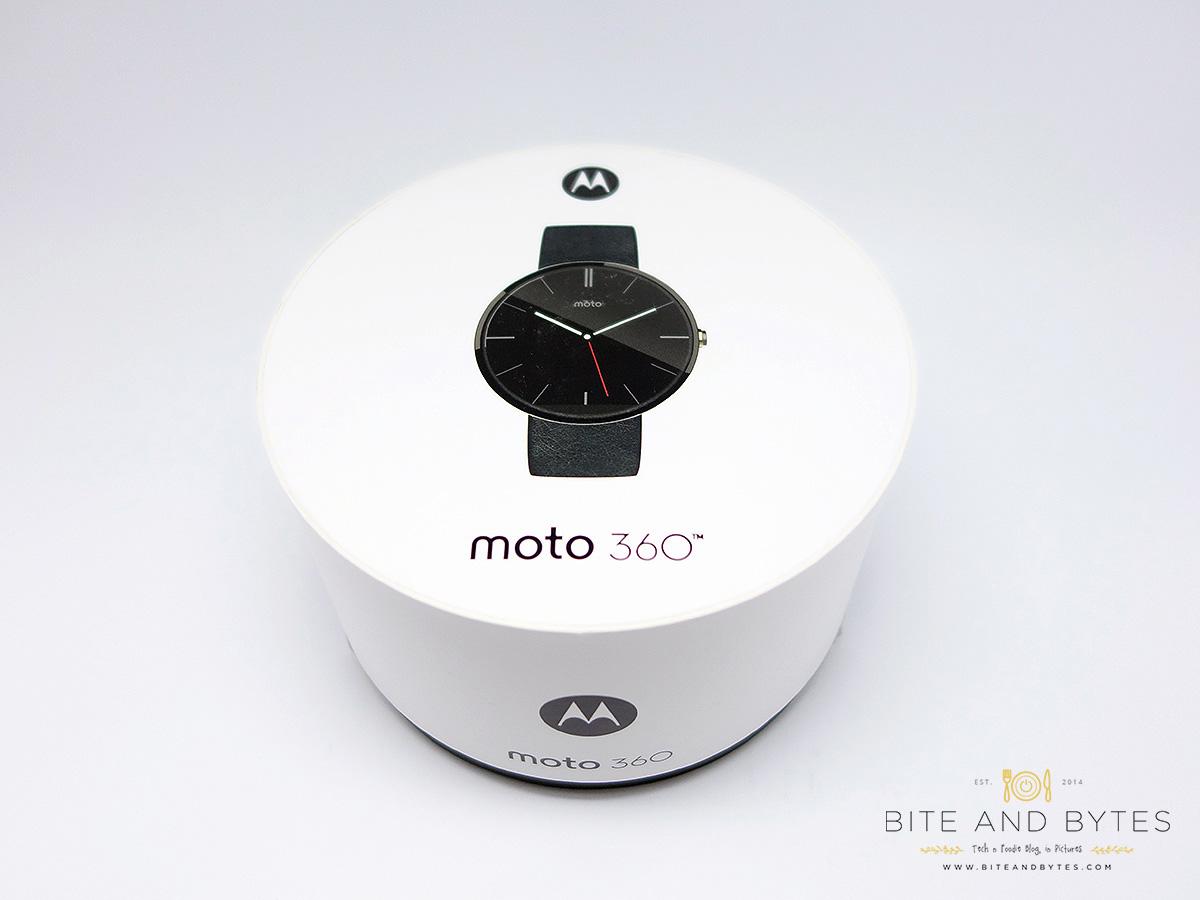Moto360 Boxset
