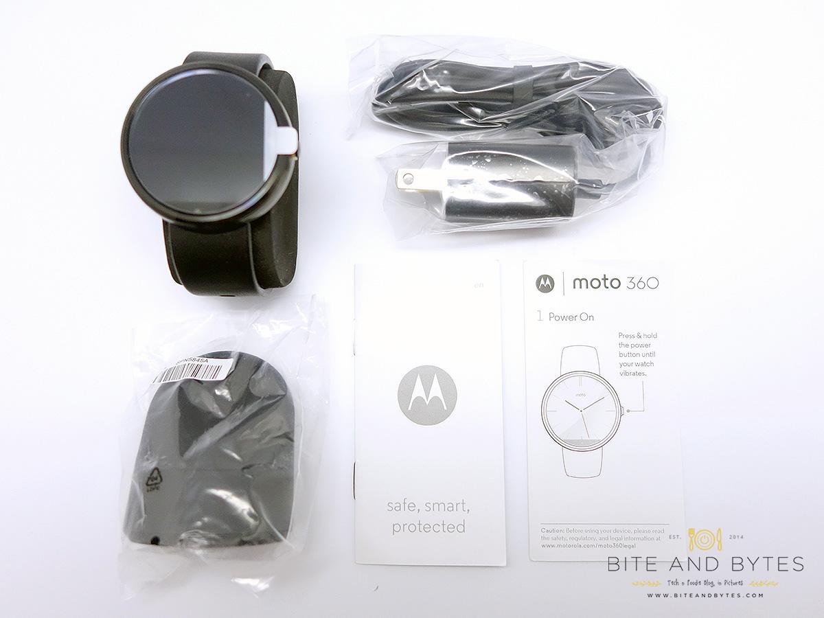 Moto360 contents