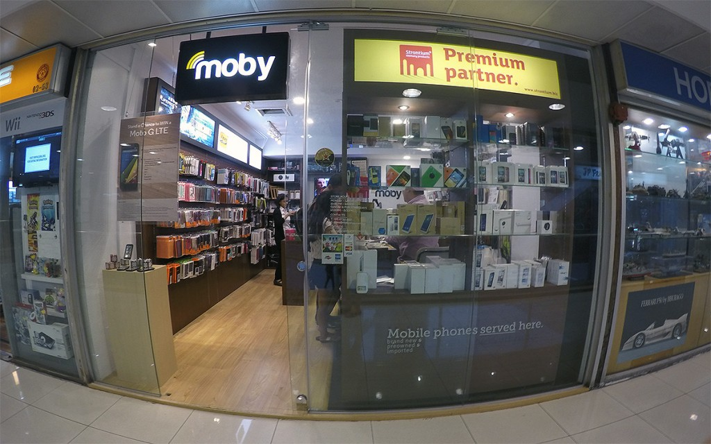MobyShop Far East Plaza